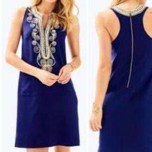 Lilly Pulitzer Carlotta Stretch Dress New w/ Tags